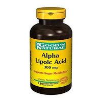 Good 'N Natural - Alpha Lipoic Acid 300 mg. - 120 Softgels