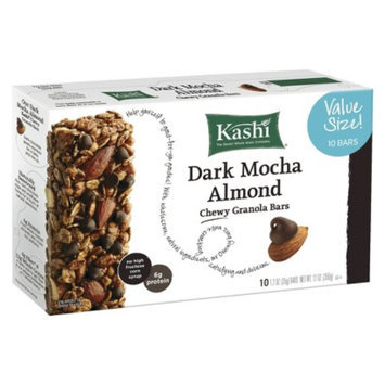 Kashi Dark Mocha Almond Granola Bars 10 ct