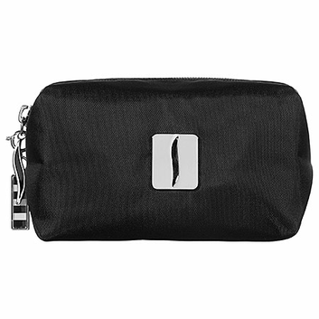 SEPHORA COLLECTION Core Bag Collection - Black Small Cosmetic Bag 6 x 3 x 3