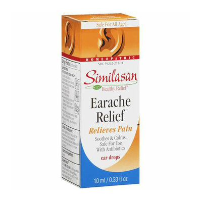 Similasan Healthy Relief Earache Relief Ear Drops