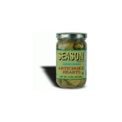 Season Product Seasons, Artichoke Heart Mrntd, 12 OZ (Pack of 12) ( Value Bulk Multi-pack)