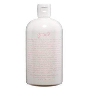 Philosophy Baby Grace Perfumed Shampoo Shower Gel and Bubble Bath 16 oz