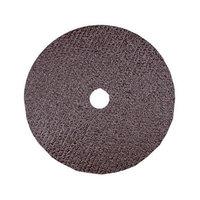 CGW Abrasives Resin Fibre Discs, Aluminum Oxide - 5x7/8 80 grit alum oxresin fibre disc (Set of 25)