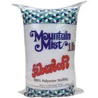 Mountain Mist Fiber Fiberloft Polyester Stuffing 3Lb Brick