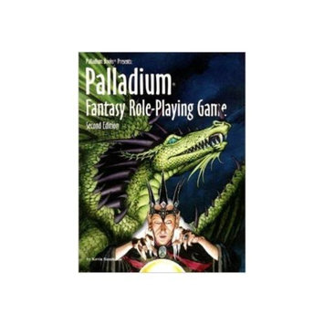 Palladium Books Presents: Palladium Fantasy Role-Playing Game Paperback? April 1, 1996