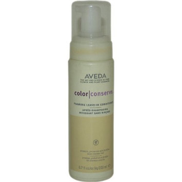 Aveda  Color Conserve Foaming Leave-In Conditioner Unisex by Aveda, 6.7 Ounce