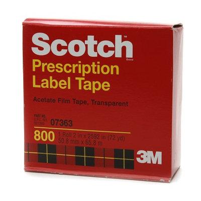 Scotch Prescription Label Tape