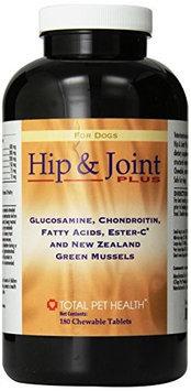 Pet Pals TP471 80 Total Pet Health Hip-Joint Plus Tablets 180 Count
