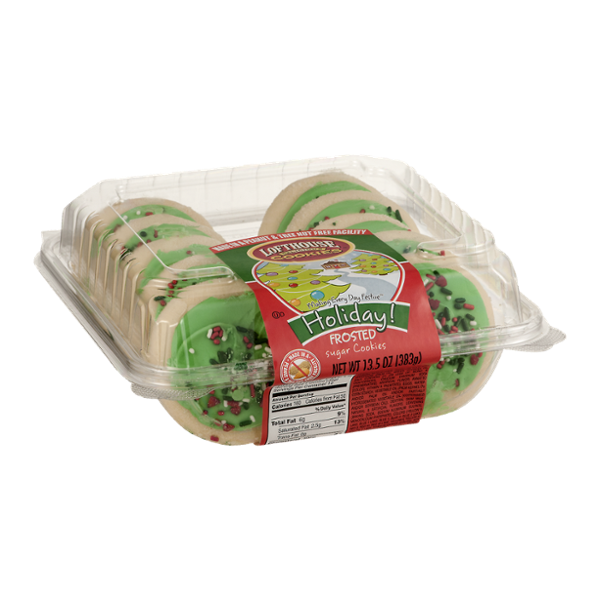 Lofthouse Cookies Holiday Frosted Sugar Cookies