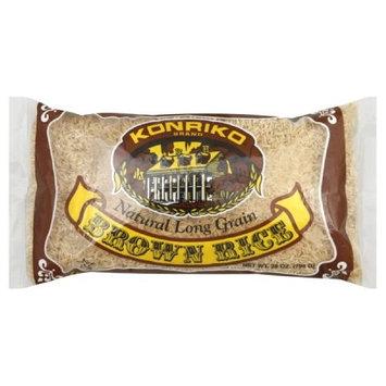 Konriko Original Brown Rice, 28-Ounce (Pack of 5)