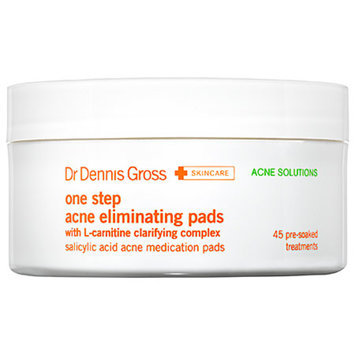 Dr. Dennis Gross Skincare One Step Acne Eliminating Pads 45 Treatments