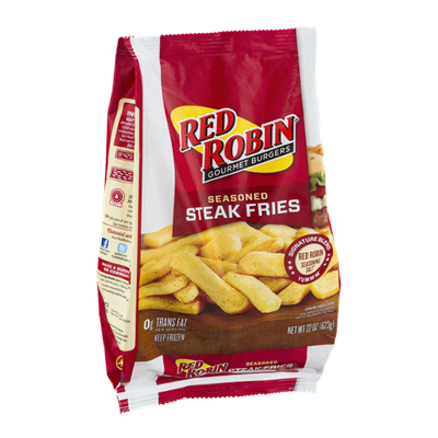 Red Robin Seasoned Steak Fries