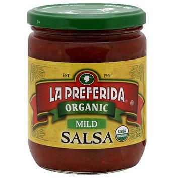 La Preferida Mild Organic Salsa