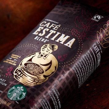 Fair Trade Certified Caf? Estima Blend Starbucks