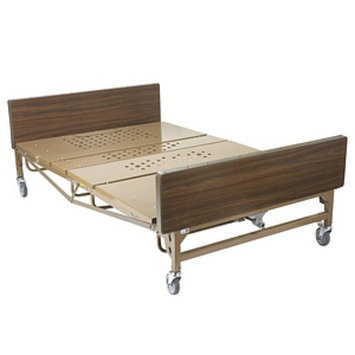 Drive Medical Full Electric Super Heavy Duty Bariatric Hospital Bed, 1000 pound limit, 1 ea