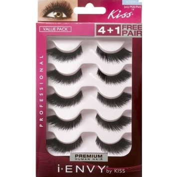 i.EVNY i.Envy by Kiss Eye Lash Value Pack #KPEM14
