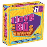 Intellinitiative VH1 I Love The 80s Game Ages 16+, 1 ea