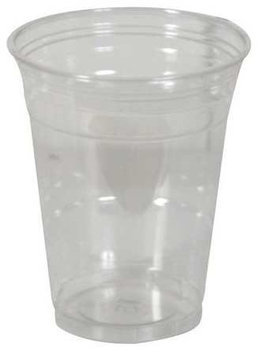 DIXIE CP16 Disposable Cold Cup,16 oz, Clear, PK1000
