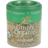Simply Organic Certified Organic Oregano Leaf C/S