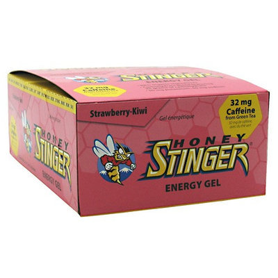 Honey Stinger 6460065 Organic Energy Gel Strawberry-kiwi