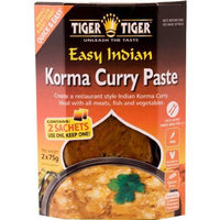 Tiger Tiger Korma Curry Paste, 5.3 Ounce Boxes (Pack of 2)