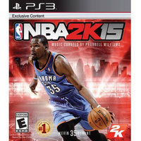 2k Games NBA 2K15 (PS3) - Pre-Owned