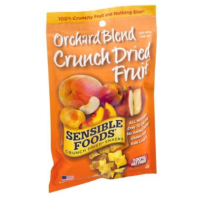 Sensible Foods Orchard Blend Crunch Dried Fruit Snacks