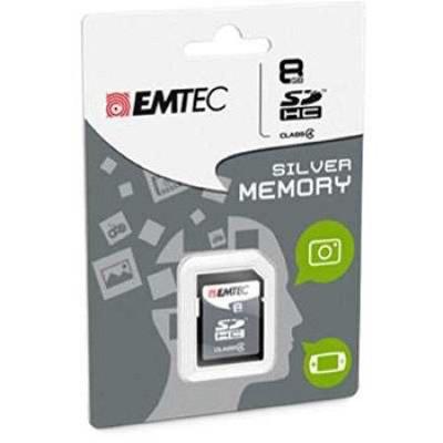 Emtec SDHC Class 4 Flash Memory Cards