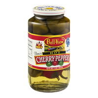 Bell-View Cherry Peppers Hot