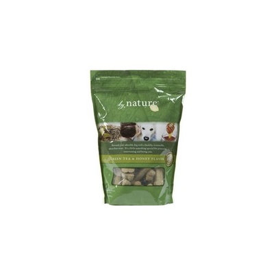 BY NATURE 392450 Biscuit Green Tea and Honey Food for Pets, 24-Ounce