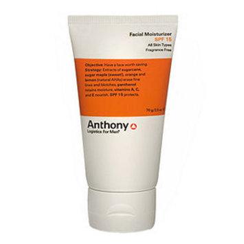 Anthony Logistics for Men Facial Moisturizer SPF15