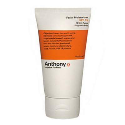 Anthony Logistics for Men Facial Moisturizer SPF15