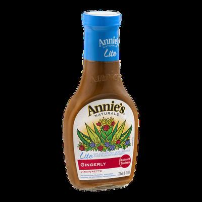 Annie's®  Naturals Lite Gingerly Vinaigrette