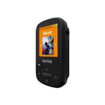 SanDisk Clip Sport 4GB MP3 Player - Black