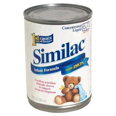 Similac Infant Formula with Iron, Concentrated Liquid