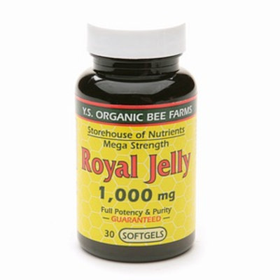 Y.S. Organic Bee Farms Royal Jelly 1