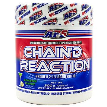 APS Nutrition Chain'd Reaction, Appletini, 25 Servings