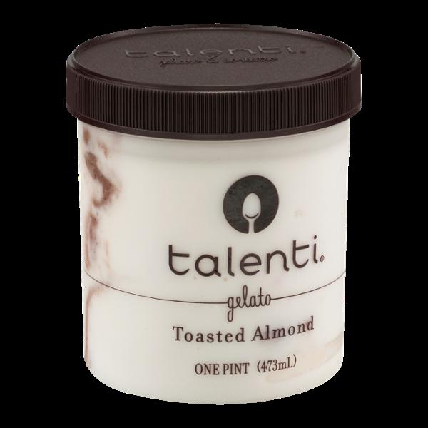 Talenti Toasted Almond Gelato
