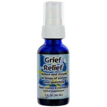 Flower Essence Services Flower Essence flourishing Formulas grief herbal supplement spray - 1 oz