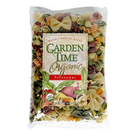 Garden Time Organic Four Color Potpourri, (Shape Mix) 10-Ounce Packages (Pack of 12)