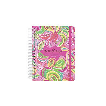 Lilly Pulitzer 17 Month Large Agenda, All Nighter