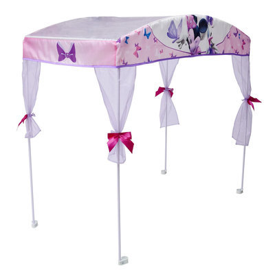 Delta Enterprise Corp Minnie Mouse Toddler Girl's Bed Canopy
