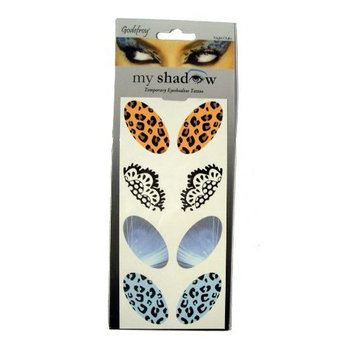 Godefroy My Shadow Temporary Eyeshadow Tattoo Smoky