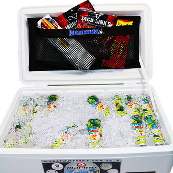 Cam Consumer Products, Inc. Cooler Webs Large Black