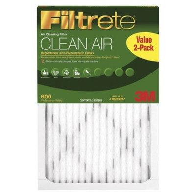 3M Filtrete Clean Air 600 MPR 16x25