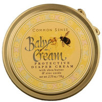 Common Sense Farm Baby Cream 2.75 oz.