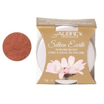 Aubrey Organics Silken Earth Powder Blush