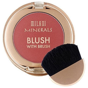 Milani Mineral Blush with Brush