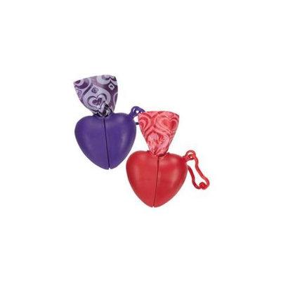 Clean Go Pet ZW5185 79 Full of Heart Waste Bag Holder Ultra Violet