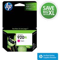 Hewlett Packard HP 920XL High Yield Magenta Original Ink Cartridge